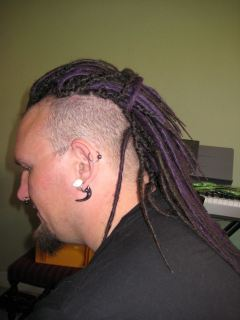 Phenomenal Please Show Me Your Dreads With Shaved Sides 3 Hair Extensions Hairstyle Inspiration Daily Dogsangcom